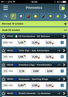 SPORT TÉLÉCHARGER PRONOSOFT PARIONS