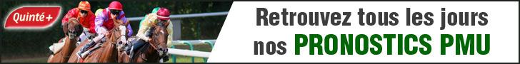 Pronostics PMU Quinté+