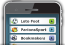 Application Pronosoft pour Iphone et Android