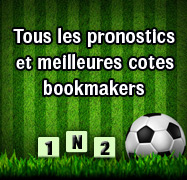 Pronostics Bookmakers